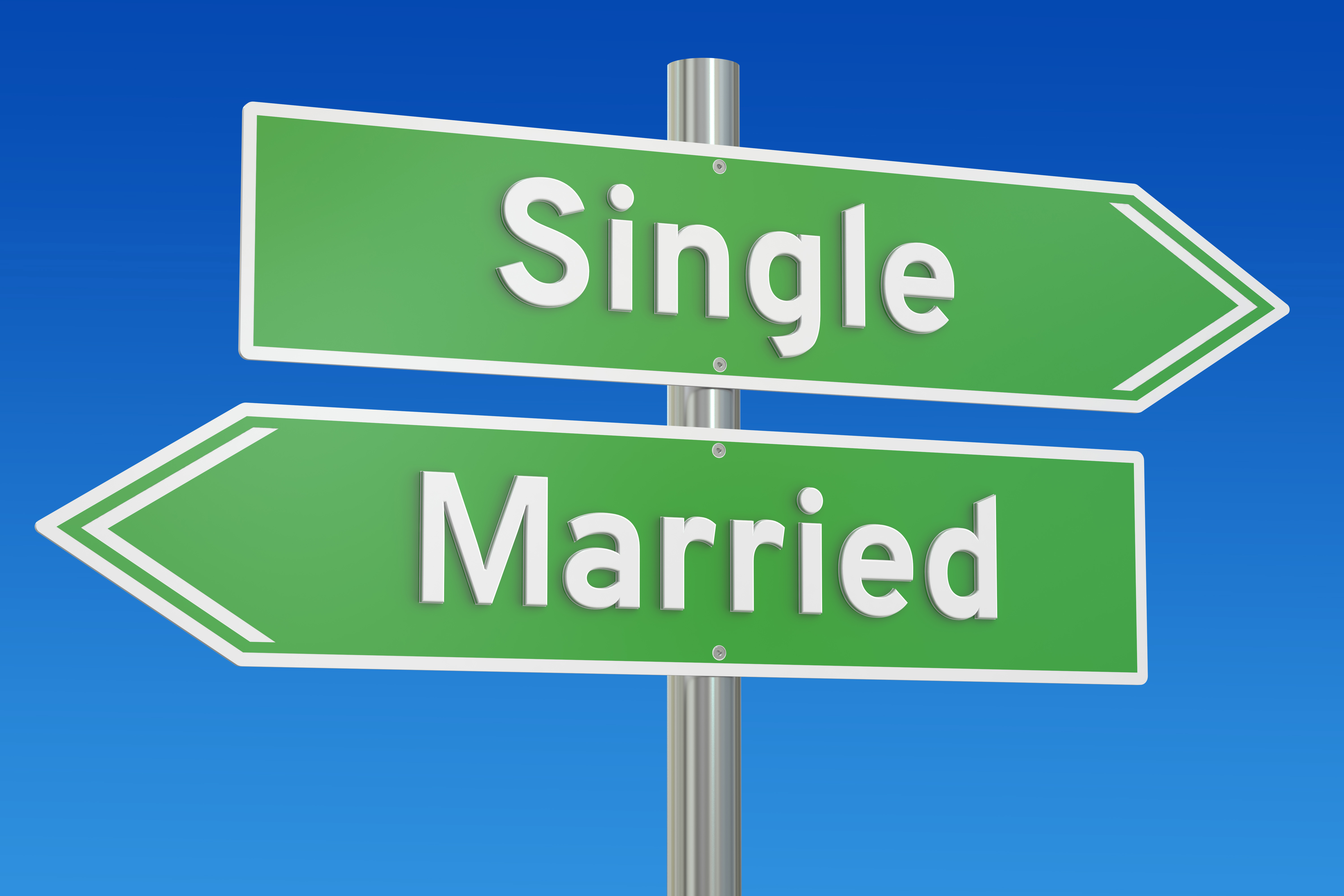 stay single or get married 1 corinthians 7 1 corinthians 6 1 the difficulties of marriage are preferable by far to a sexually tortured life as a single 10-11 and if you are married, stay.
