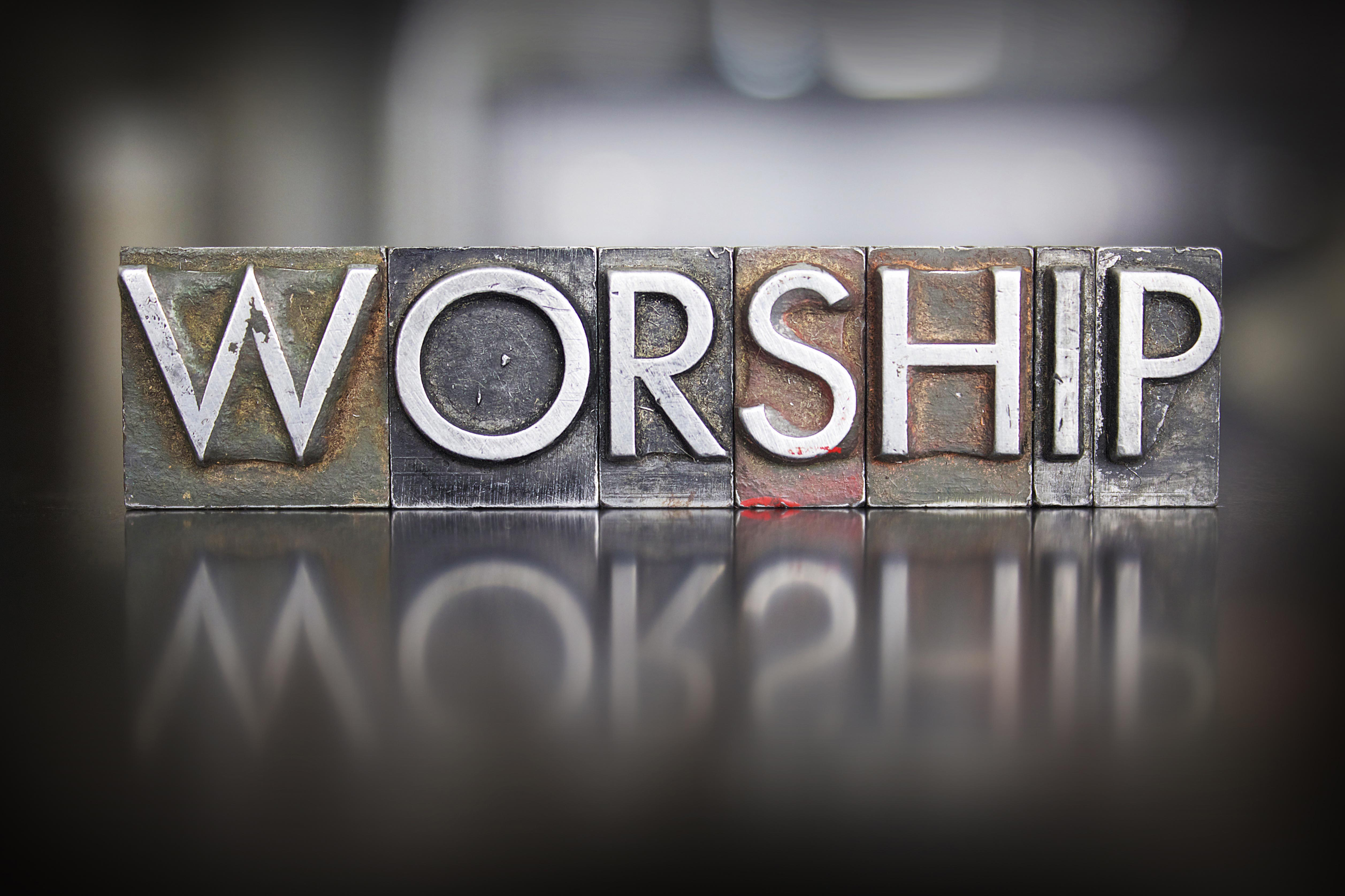 I. WHAT TRUE WORSHIP IS NOT