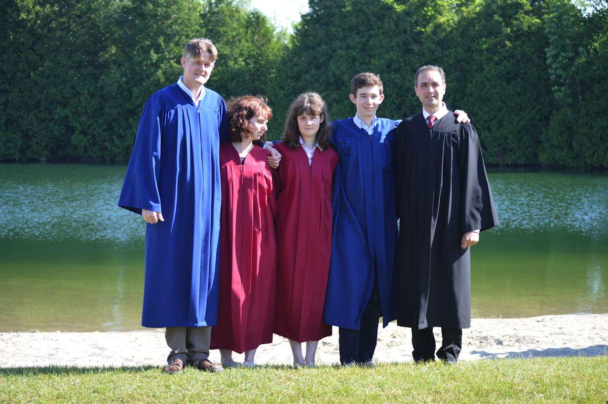 Baptism in Puslinch, Canada | Seventh Day Adventist Reform