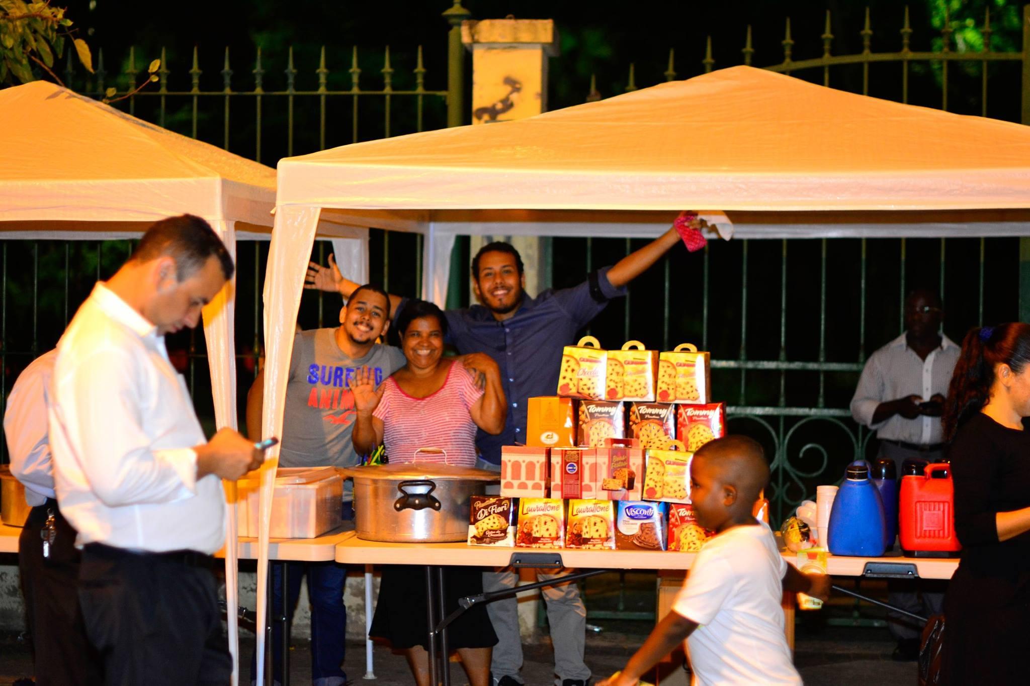 Do 7th Day Adventists Celebrate Christmas.Holiday Soup Kitchen Rio De Janeiro Brazil Seventh Day