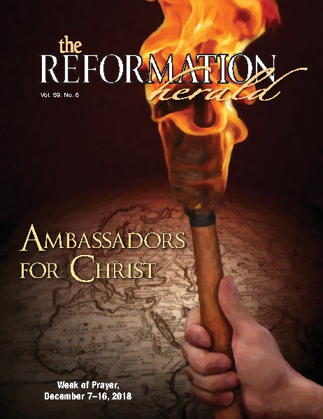 The Reformation Herald Online Edition | Seventh Day